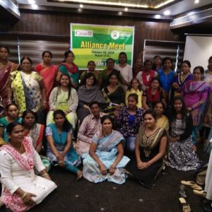 Strategic Planning Workshop and Retreat of Chhattisgarh Alliance Network