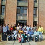 Three days workshop on 'Raising Resources'