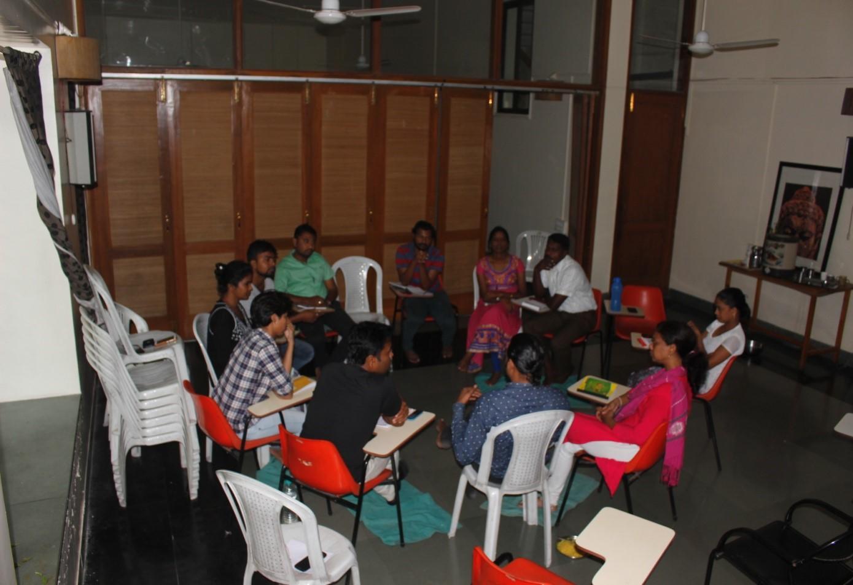 NTI Alumni Network Building Meeting