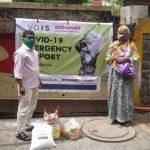 Manuski Relief Work March – Aug 2020