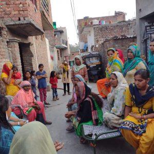 Covid Awareness Program-Mirzapur