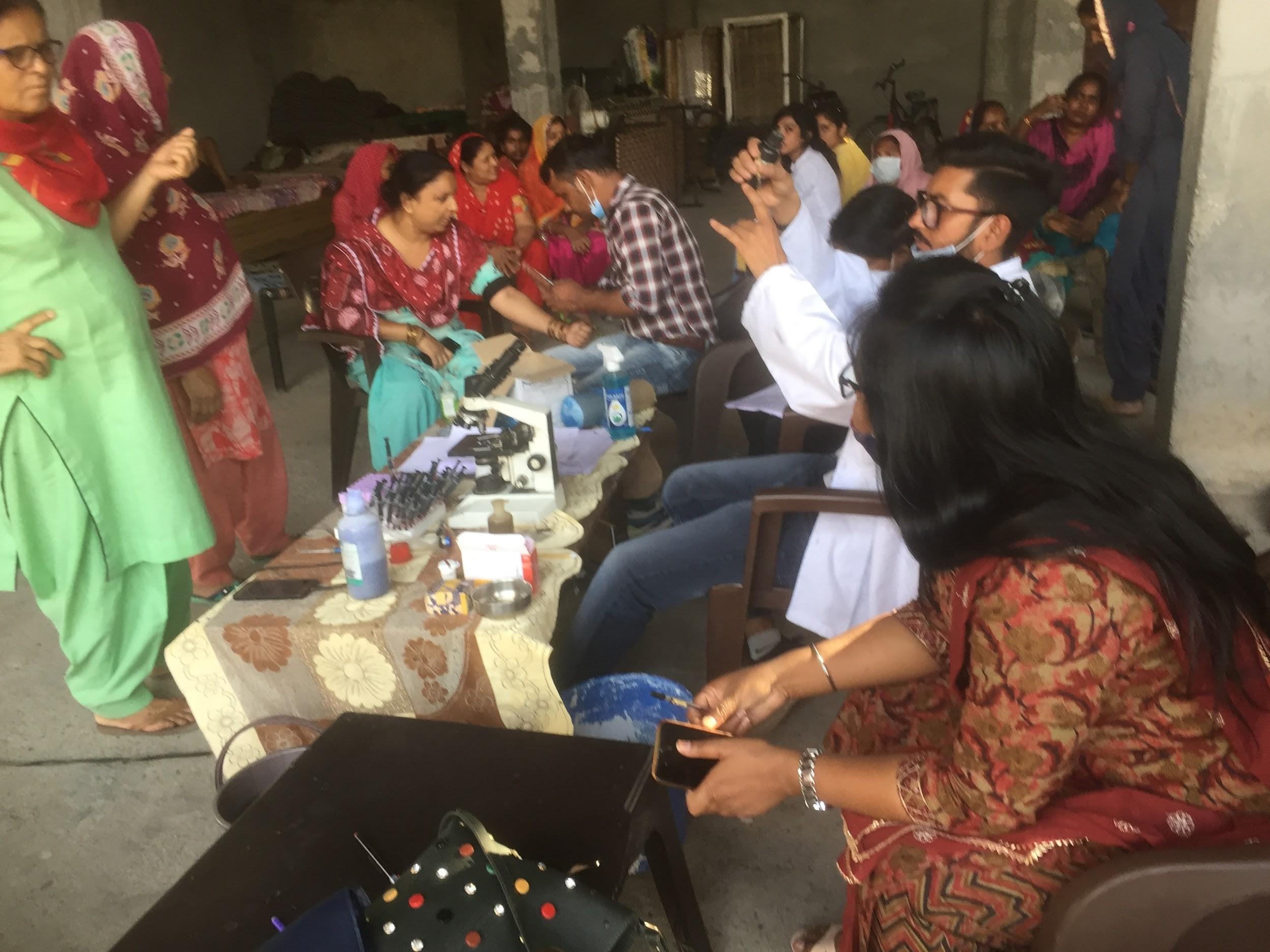 Covid19 Health Awareness Program-Bhagwanpur