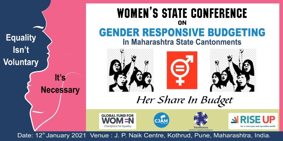 Women's State Conference on Gender Budget